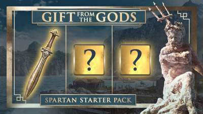 Ubisoft бесплатно раздает Spartan Starter Pack для Assassin's Creed Odyssey