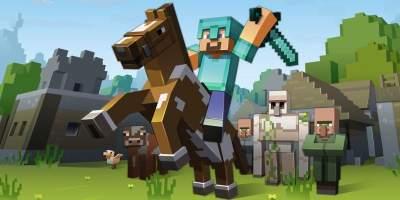 Microsoft похвалилась новым рекордом игры Minecraft