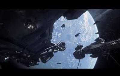 Star Citizen: опубликовано промовидео игры