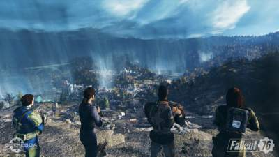 AMD выпустила драйвер для бета-версии Fallout 76