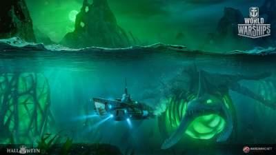 В World of Warships появились подводные лодки