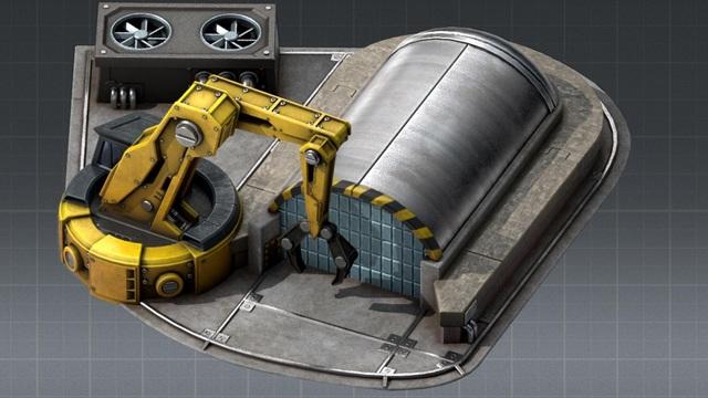 Первое изображение из переиздания Command & Conquer и небольшой отчёт от разработчиков