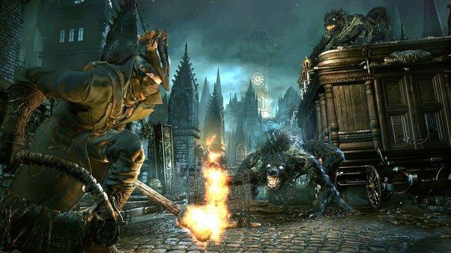 Разрабатывается мод для Bloodborne на PS4, позволяющий брать под контроль врагов