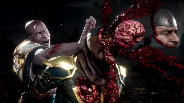 Mortal Kombat 11 не будет продаваться на Украине