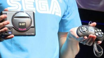 Sega назвала дату выхода Sega Mega Drive Mini
