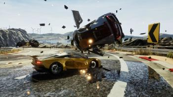 Как критики встретили наследника серии Burnout - Dangerous Driving