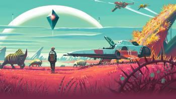 Hello Games анонсировала большое обновление для No Mans Sky