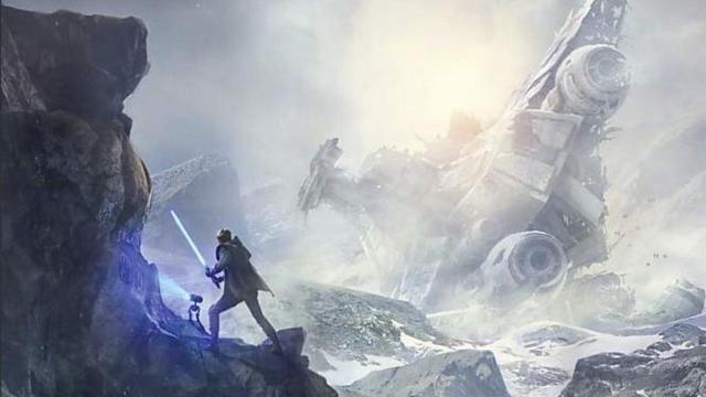 На сайте Amazon появилась и исчезла официальная футболка с артом Star Wars Jedi: Fallen Order